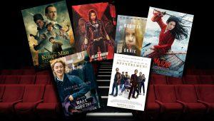 Premiery kinowe 2020 – informacje.